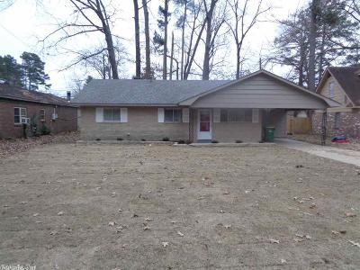 Little Rock Single Family Home For Sale: 6815 Canna Road