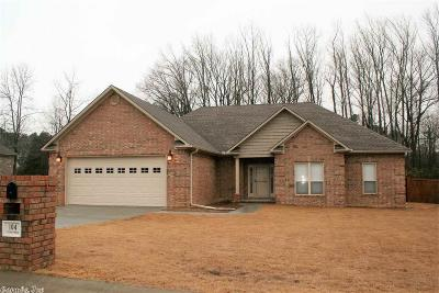 Beebe Single Family Home For Sale: 104 Cedar Fence Drive