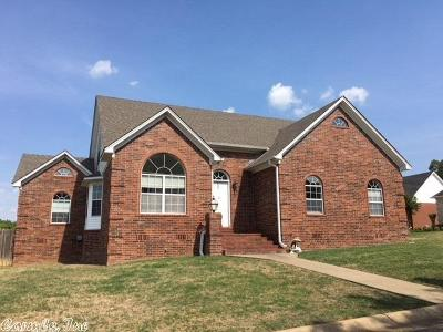 Searcy Single Family Home For Sale: 140 Belle Meade
