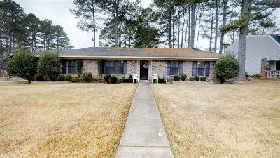 Little Rock Single Family Home For Sale: 10610 Facts Court