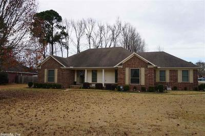 Beebe Single Family Home For Sale: 2320 Aaron Dr.