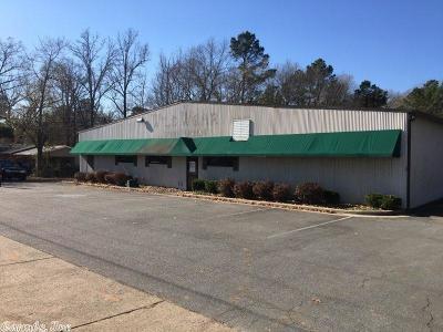 Little Rock Commercial Take Backups: 7900 Doyle Springs Road