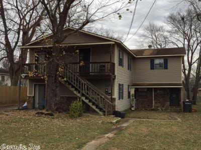 Independence County Multi Family Home For Sale: 1360-80 N Heights