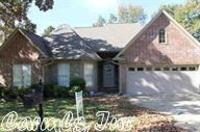 Searcy Single Family Home For Sale: 1b River Oaks