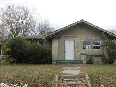 Pine Bluff Single Family Home For Sale: 1520 W 15th