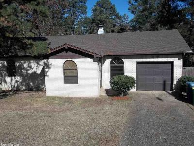 Little Rock Single Family Home New Listing: 2009 Romine Road