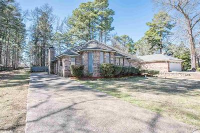 Maumelle Single Family Home New Listing: 5 Yazoo Circle