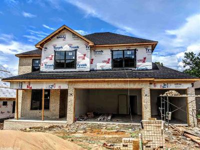 Little Rock Single Family Home New Listing: 20 Rosans Court