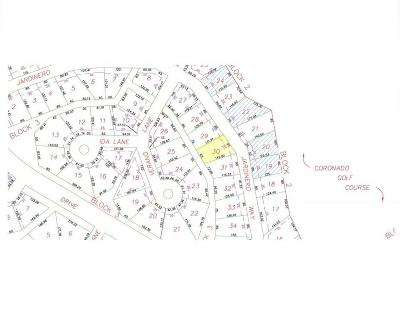 Hot Springs Village Residential Lots & Land New Listing: 20 Jardinero Way