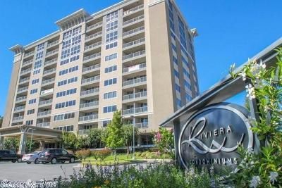 Little Rock Condo/Townhouse New Listing: 3700 Cantrell Road #403