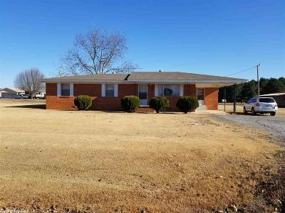 Beebe Single Family Home For Sale: 2297 Hwy 31 N