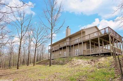 Vilonia Single Family Home For Sale: 58 Billy Goat Mountain Rd.