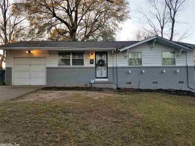 Little Rock Single Family Home New Listing: 6 Elmhurst Drive