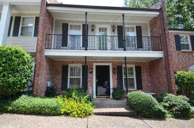 Little Rock Condo/Townhouse New Listing: 2200 Andover #504 Court #504