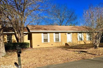 Hot Springs AR Single Family Home New Listing: $144,900