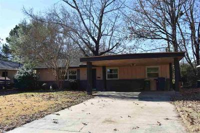 Little Rock Single Family Home New Listing: 27 Althea Circle
