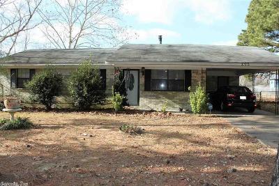 Judsonia Single Family Home For Sale: 205 Hammons Street