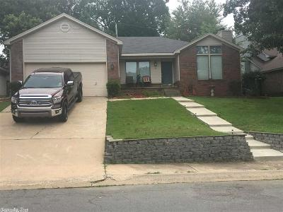 Little Rock Single Family Home Back On Market: 11 Summit Ridge Drive