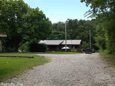 Garland County Single Family Home New Listing: 205 Vista