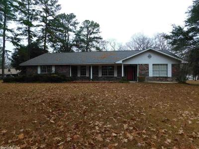 White Hall AR Single Family Home For Sale: $179,000