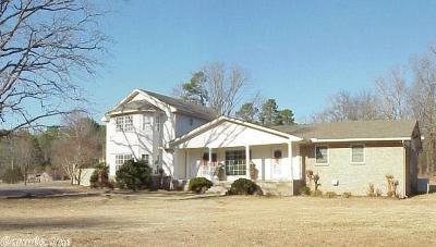 Little Rock Single Family Home For Sale: 6401 Garrison Road