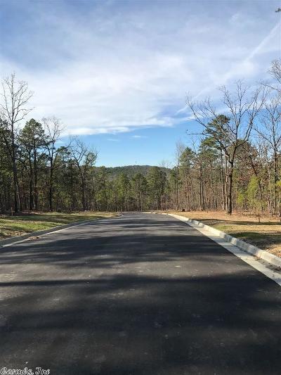 Little Rock Residential Lots & Land For Sale: 21 Rosans Court #Lot 121