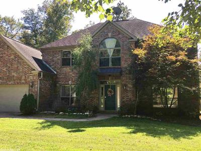 Alexander Single Family Home For Sale: 750 Wedge Cove