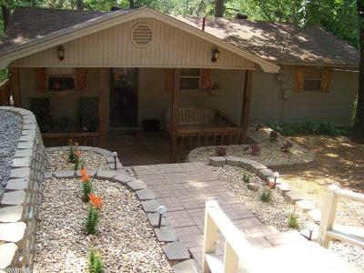 Greers Ferry Single Family Home For Sale: 391 Lakeshore Dr.