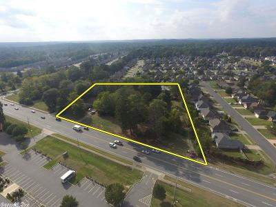 Little Rock Commercial For Sale: 9608 Stagecoach Rd