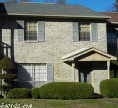 Pine Bluff Condo/Townhouse For Sale: 515 Greenbriar