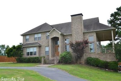 Benton Single Family Home For Sale: 2228 Lookout Mountain Road