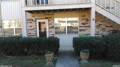 Garland County Condo/Townhouse For Sale: 220 Cooper Street #Unit 1-A