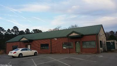 Saline County Commercial For Sale: 14055A Chicot Road