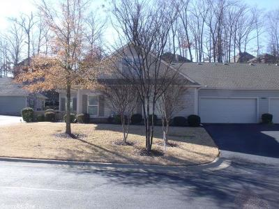 Maumelle Condo/Townhouse For Sale: 91 Mountain Terrace Circle