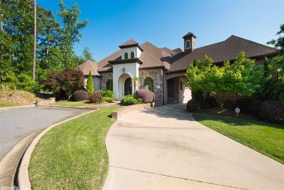 Little Rock Single Family Home For Sale: 209 Viticole Lane