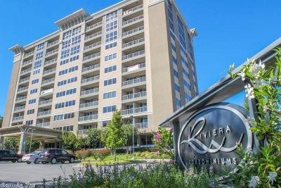 Little Rock Condo/Townhouse For Sale: 3700 Cantrell Road #804 #804