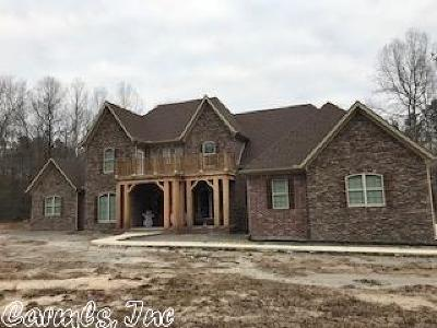 Hensley AR Single Family Home For Sale: $475,000
