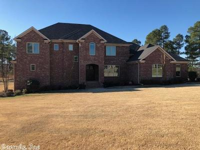 Single Family Home For Sale: 521 Valley Hill Road