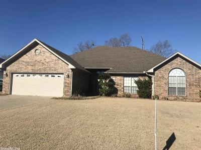 White Hall AR Single Family Home For Sale: $235,000