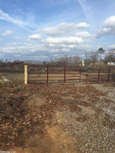 Hot Springs AR Residential Lots & Land For Sale: $84,000