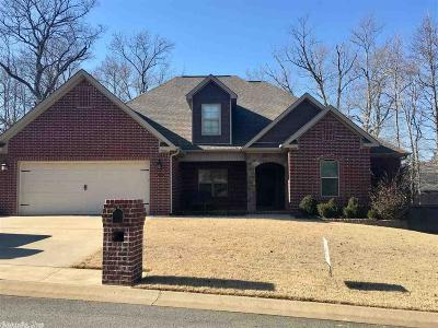 Searcy Single Family Home For Sale: 1012 Bent Tree Lane