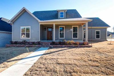 Little Rock Single Family Home For Sale: 8 Wildcreek Cove