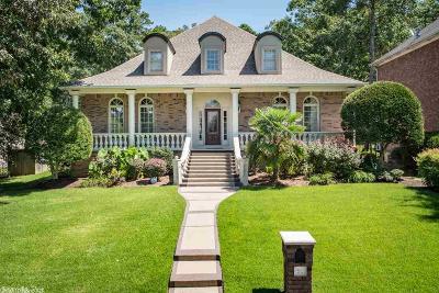 Little Rock Single Family Home For Sale: 50 Avignon Court