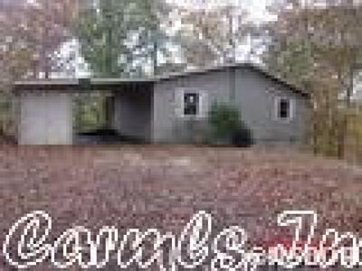 Malvern AR Single Family Home Under Contract: $109,900