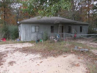 Pulaski County, Saline County Single Family Home For Sale: 13515 Mail Route Road