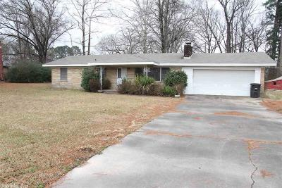 Jacksonville Single Family Home For Sale: 3404 T P White Drive