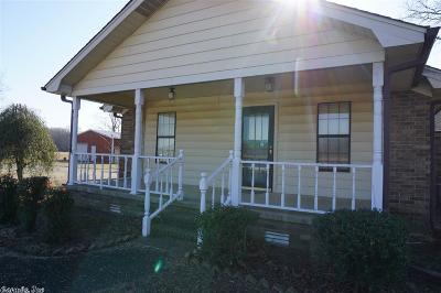 Beebe Single Family Home For Sale: 1107 Hwy 64 W