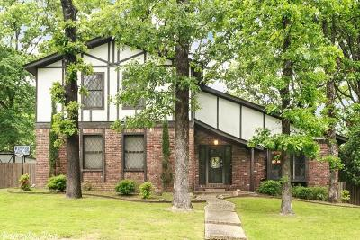 North Little Rock Single Family Home For Sale: 68 Kings River Road