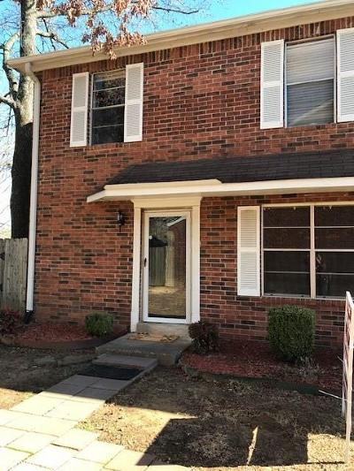 Maumelle Condo/Townhouse For Sale: 200 Pine Forest #E4