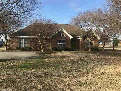 Lake Village Single Family Home For Sale: 283 N Highway 144